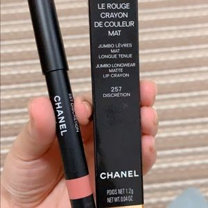 Chanel Le rouge crayon mat 257